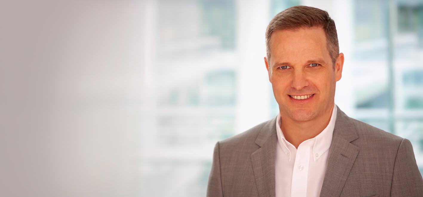 Portrait von Herrn Matthias Weiner aus dem Database-Team